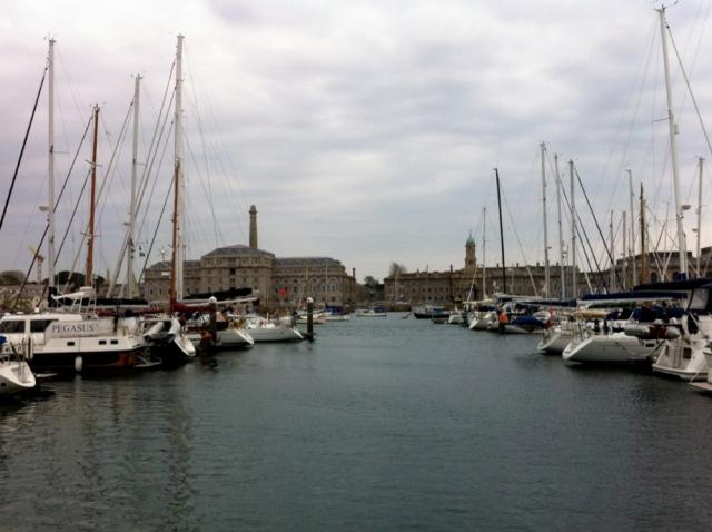 Mayflower Marina Plymouth
