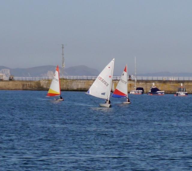 Windsurfers, Weymouth