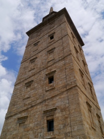 The Restored Tower of Hercules