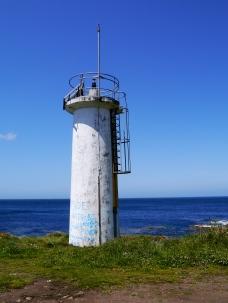 Lighthouse, Camarinas