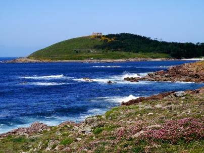 Coastal path, Camarianas