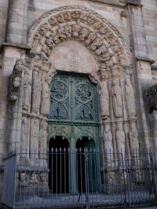 Saints and Sinners round the Door