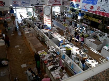 Fish Market, Noia
