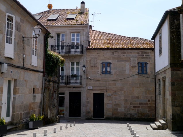 Old Town, Noia