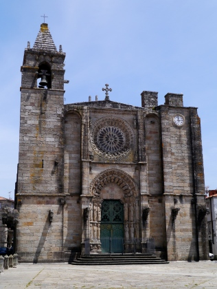 San Martino, Galician gothic