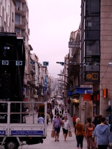Main Street, Vigo