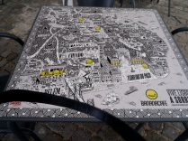 Table top of Lisbon