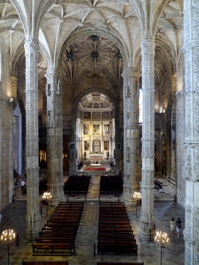 Alter, Monastery St Jerome