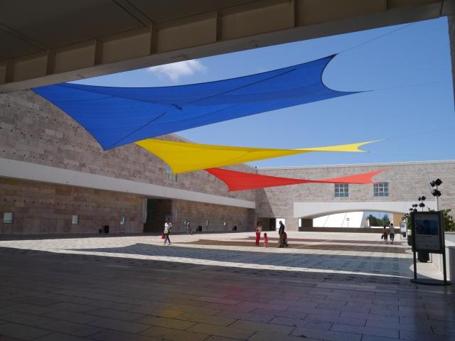 Courtyard, Centro Cultural de Belem