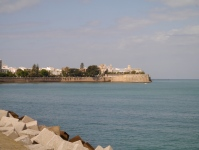 Cadiz harbour
