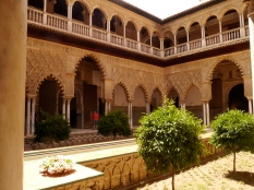 Courtyard of the Donatellas