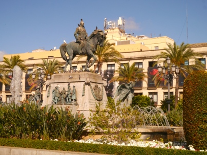 Main Square Jerez