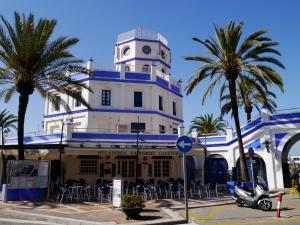 Marina Building Escapona