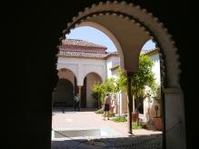 Top Courtyard
