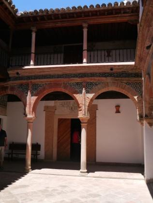 Lower Courtyard