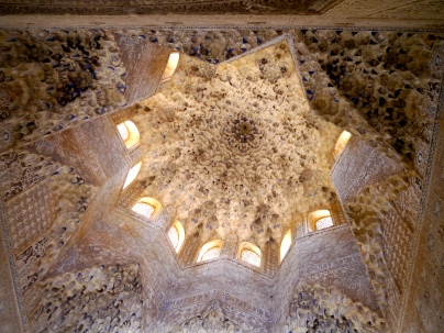 Stalagmite Ceiling
